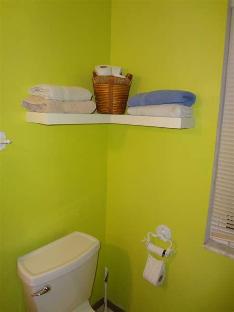 ana white floating corner shelf diy projects