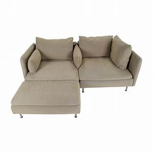 50 off ikea soderhamn sectional sofa sofas for Sectional sofa delivery