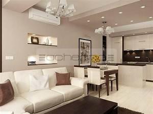 Moderne Wohnungseinrichtung Ideen : wohnungseinrichtung ideen wohnzimmer ~ Markanthonyermac.com Haus und Dekorationen