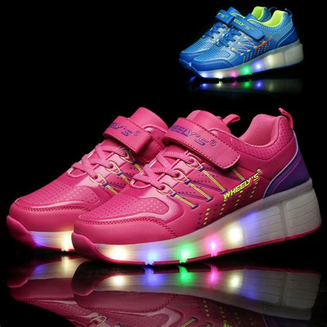 kids sneakers with lights kids sneakers lights kids heelys led lights shoes with
