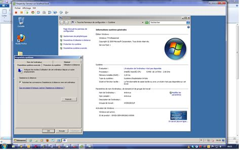 accès bureau à distance bureau a distance windows 7