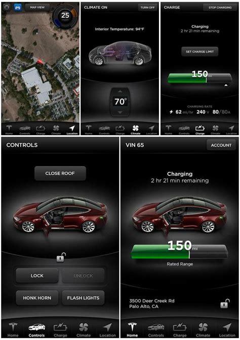 tesla iphone 9 to 5 mac selects tesla model s app as iphone app