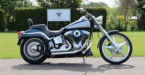 Harley Davidson - 1450cc Fxstd  U0026quot Softail Deuce U0026quot