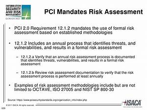 risk management practices for pci dss 20 With pci dss risk assessment template