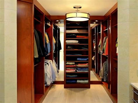 small walk  closet design layout video