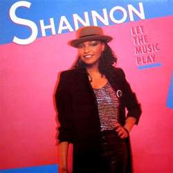 Let the Music Play Shannon Album