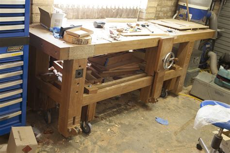 love  wood wheels   workbench