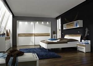 komplette schlafzimmer modern m belideen With schlafzimmer komplett modern