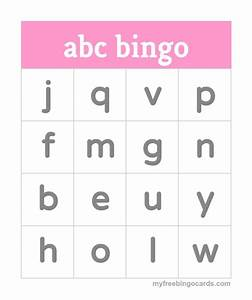 8 best alphabet bingo images on pinterest alphabet bingo With bingo letters and numbers