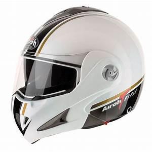 Casque Moto Airoh : casque airoh mathisse rs x d co triple blanc airoh moto magasin airoh ~ Medecine-chirurgie-esthetiques.com Avis de Voitures