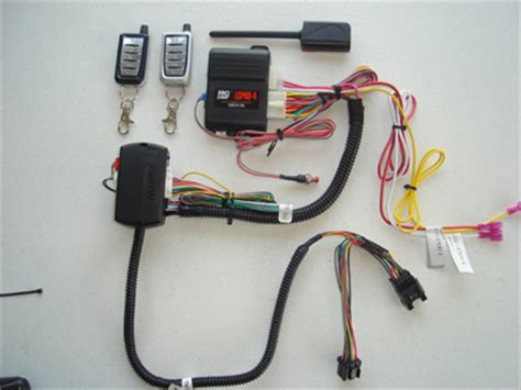 Remote Starter Kit Keyless Entry For Jeep Commander