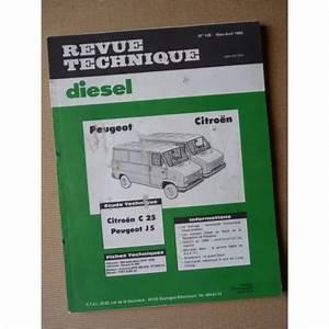 Citroen C25 Diesel Fiche Technique : rtd citro n c25 peugeot j5 diesel u25 651 661 ~ Medecine-chirurgie-esthetiques.com Avis de Voitures