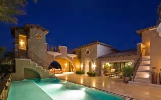 architectural designs inc tuscan architecture mediterranean exterior orange