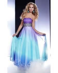 purple and blue dress prom dresses pinterest blue