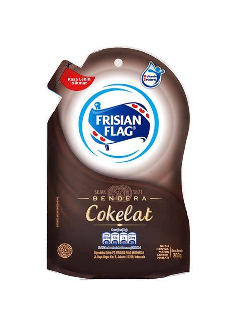 frisian flag susu kental manis coklat pch  klikindomaret