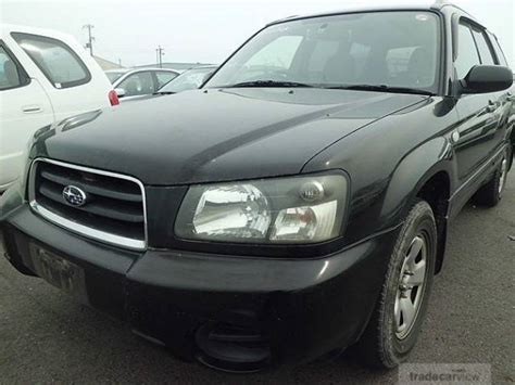2002 Subaru Forester Sg5 X For Sale, Japanese Used Cars
