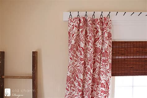 garden suite curtain reveal and tutorial curtain ideas window and room ideas