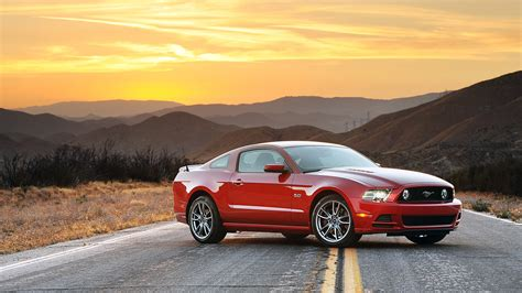 2013 Mustang Wallpaper For Computer