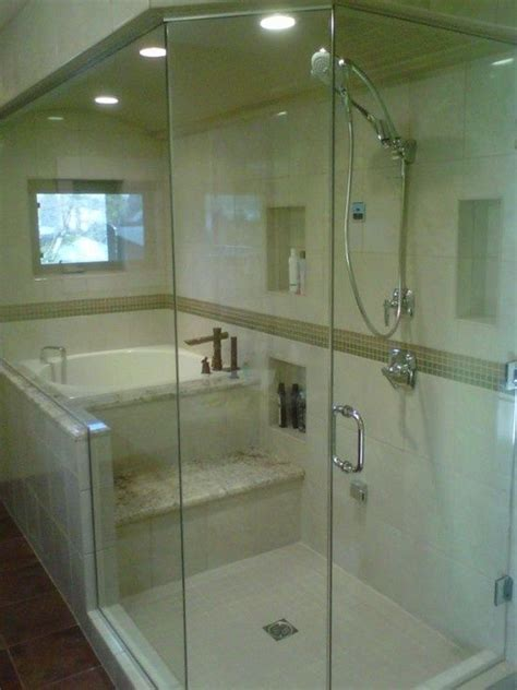 soaking tub shower combo bathroom remodel tub shower combo bathroom remodel