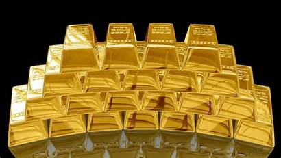 Gold Wallpapers Bars Bullion Cave
