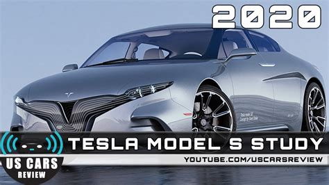 2020 Tesla Model S Study Review Redesign Interior Release