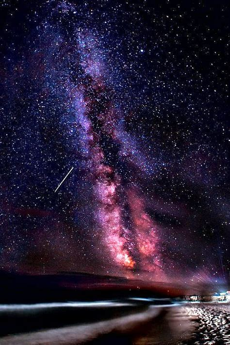 Beautiful Milky Way Stunning Nature