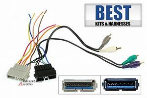 Infinity Car Stereo Radio Installation Wiring Harness