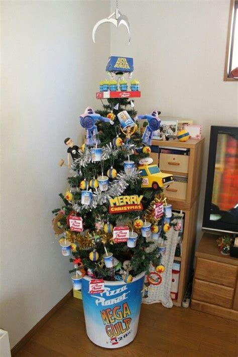 toy story christmas tree disney christmas tree themes