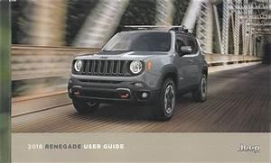2018 Jeep Renegade User Guide Owner U0026 39 S Manual Original
