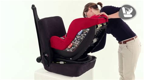 siege auto qui tourne installation du siège auto groupes 0 et 1 milofix de bebe