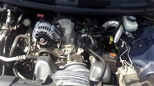 Chevrolet Camaro 1998 3 8 V6 Ralentit