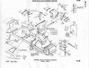Woods Rm59 Finish Mower Belt Diagram