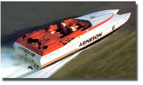 Cigarette Boat Inventor by Howard Arneson Tribute