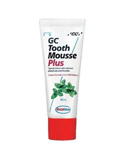 GC Tooth Mousse Plus - GC Tooth Mousse - Brands - Toothshop
