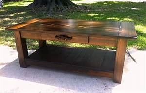 hand crafted reclaimed wood quotatchafalayaquot coffee table With cypress wood coffee table