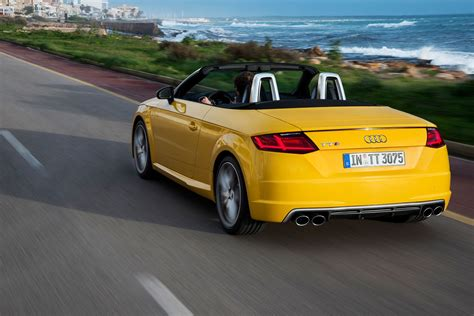 Audi Tts Roadster (2015) Review