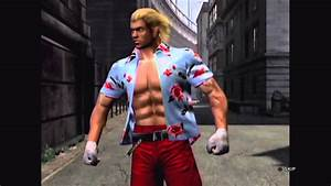 Tekken 4 - Steve Fox Ending - YouTube