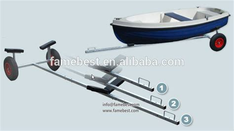 Fold Up Boat Trailer Plans by Boat Plans Boat Dolly Plans