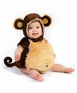 Monkey Mischievous Baby Costume - Boy Monkey Costumes