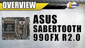 Newegg Tv  Asus Sabertooth 990fx R2 0 Am3  Motherboard