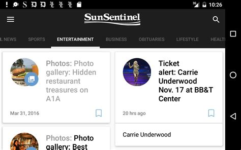 sun sentinel android apps on play