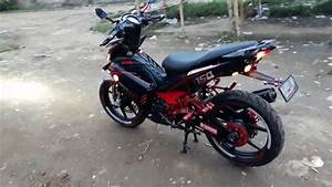 Modifikasi New Jupiter Mx 2013