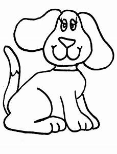 Simple Drawings Pages For Kids - ClipArt Best