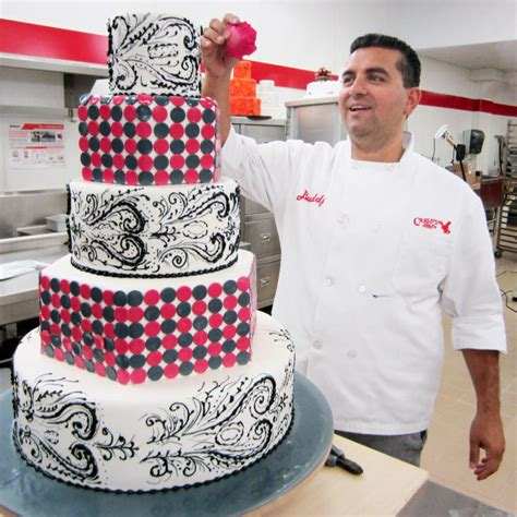 "The ""cake Boss"" Brings Carlo's Bakery To Dallas"