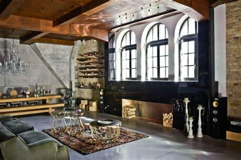 hotel amsterdam dans la chambre loft industriel au design intérieur bien éclectique à