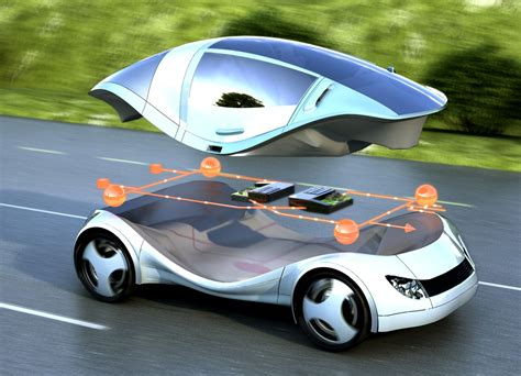 New Electric Car Technology by New Technology Integrated Software Architecture For The