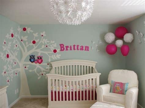 deco murale chambre bebe garcon idées de déco chambre adulte et bébé