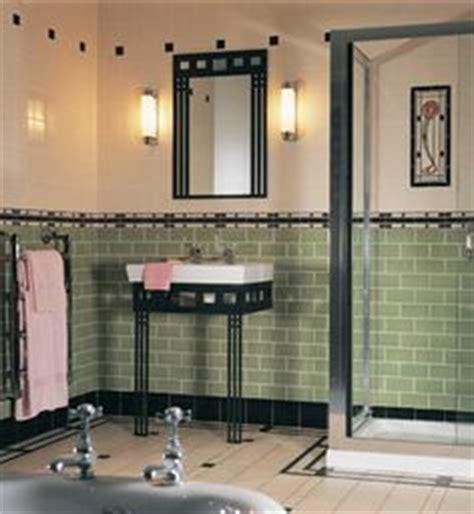 die  besten bilder von art deco bathroom   art
