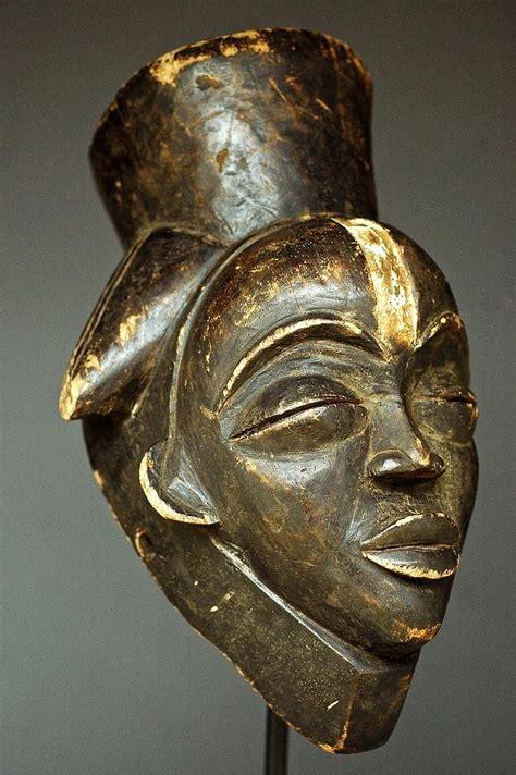 202 Best African Masks  West Central Africa Images On