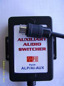 Alpine Ainet  Aux Rca Input Switcher Not Working  2000 Xk8 Premium Sound - Page 2